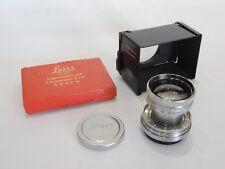 Leitz Leica Summitar (50mm) 5cm f2 M39 LTM Screwmount Lens from 1938
