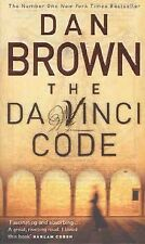 The Da Vinci Code de Dan Brown | Livre | état bon