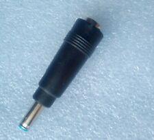 Adaptateur connecteur DC prise femelle 5.5x2.1 et jack mâle 4.5x3.0 mm .B42.1.23