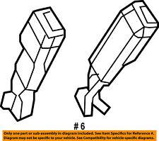 Jeep CHRYSLER OEM 11-17 Wrangler Front Seat Belt-Buckle End Left 1RJ431X9AC