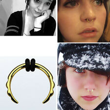Nose Horn Body Piercing Jewelry For Sale Ebay