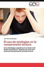 El USO de Analogias En La Comprension Lectora (Paperback or Softback)