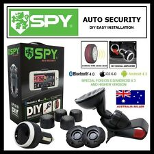 SPY LP510 4 pcs Tire Pressure Monitor System with Smartphone Feature