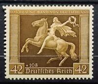German Empire>1938>Unused,OG,perf.14x13.3/4>Brown Bonds.