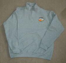 NWT Buffalo Wings Bisons 1/4 Zip Sweatshirt Large MiLB Baseball