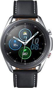 Samsung Galaxy Watch 3 4G Stainless Steel 45mm Smart Watch Mystic Silver