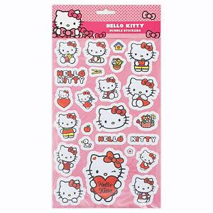 Hello Kitty Stickers Bubble 3001