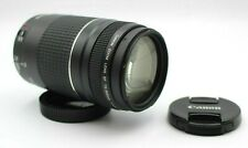 Canon Zoom Lens EF 75-300mm f/4-5.6 III Telephoto Zoom Lens #MAP9221
