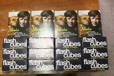 ( 12) Pks Vintage Norelco Flash Cubes