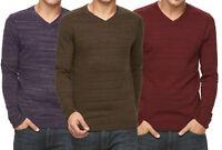 New Rock & Republic Men's V-Neck Cotton Sweater Big&Tall Size 8 Colors MSRP $60