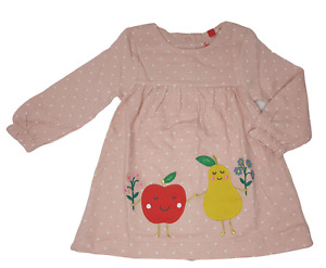 Ex Baby Boden Tunic Dress Apples and Pears Newborn - 4 years New