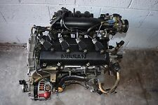 JDM 2002 03 04 05 2006 Nissan Altima Engine QR25 2.5L Nissan Sentra Motor QR25DE