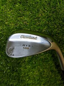 CLEVELAND RTX588 Rotex 2.0 60 Degrees Lob Wedge Right Handed