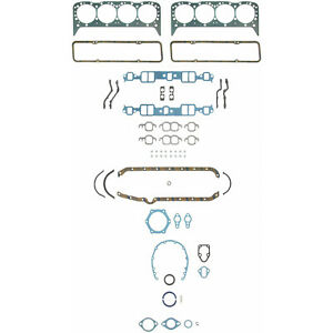 FEL-PRO 260-1000 Engine Kit Full Gasket Set Chevy GM Chevrolet 283 327 350