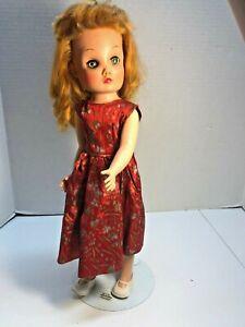 Vintage 1956 Arranbee 18 inch  Taffy Hard Plastic Doll
