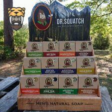 Pick 2 Dr. Squatch Soap Bars 5oz - Free Shipping
