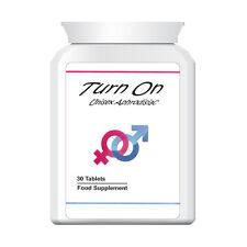 TURN ON INSTANT APHRODISIAC PILL!! ENHANCE SEX INCREASE DRIVE!!