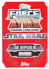 Force Attax Star Wars Serie3 ( 10 Karten aussuchen )