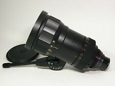 Meteor-5-1 Zoom lens 1.9/17-69mm with M42 cine-mount