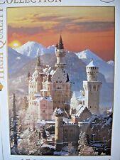 Sealed Clementoni Puzzle 1500 Pc. Neuschwanstein Castle Bavaria Germany #1151 S