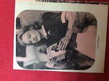m2v ephemera 1950s film picture anna neagle  reading