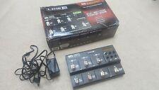 Line 6 M9 Stompbox Modeler Multi Effect Guitar Pedal Processor Board Looper MIDI