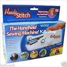 Portable Tailor Smart Tailor Handy Stitch Hand Sewing Machine Hand Held Sewing
