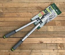 Burgon & Ball Heavy Duty Telescopic Bypass Lopper - RHS Endorsed