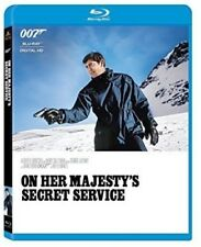 On Her Majesty's Secret Service [New Blu-ray] Widescreen