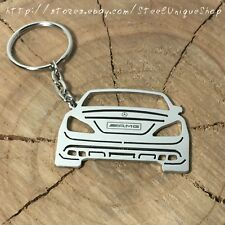 Mercedes CLS 63 AMG Stainless Steel Keychain