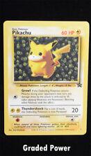 Pokemon Black Star Promo PIKACHU 1 NM / NM-