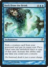 Innistrad ~ BACK FROM THE BRINK rare Magic the Gathering card