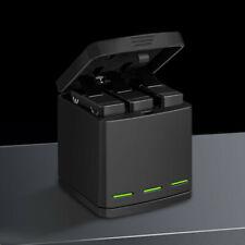 Für Gopro Hero 8 7 6 5 3 Multifunktions-Ladegerät Ladebox Typ C-Kabel