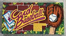 Card Baseball Board Game Select Creations Complete