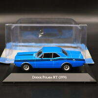 1:43 IXO Altaya Dodge Polara RT 1974 Diecast Models Limited Edition Collection
