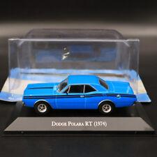 1:43 IXO Altaya Dodge Polara RT 1974 Diecast Models Limited Edition Collection