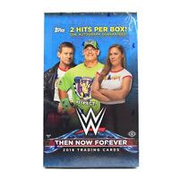 WWE Topps Then Now Forever 2018 Singles (20% off 3+ Cards!)