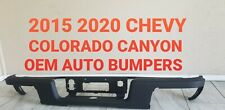 2015 2016 17 2018 2019 2020 CHEVROLET COLORADO CANYON REAR BUMPER METAL GENUINE