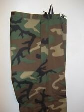 US MILITARY COLD WEATHER, GORE-TEX TROUSERS, WOODLAND CAMO
