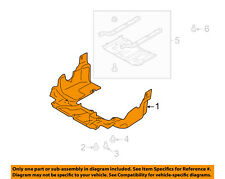 SUBARU OEM 15-16 WRX STI Splash Shield-Splash Shield 56410VA000