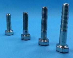 M12, Hex Bolt, High Tensile/ 8.8, Zinc, 40mm - 250mm, DIN 931.