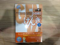 NEW Genki 1: An Integrated Course in Elementary Japanese 2nd Edition From Japan