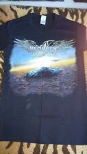 NEONFLY BAND T-SHIRT SIZE SMALL NEW UK HEAVY METAL POWER METAL ROCK DRAGONFORCE