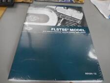 New 2012 Harley Davidson FLSTFSE3 Models Service Manual Supplement 99499-12