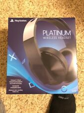 Sony 3001566 Over Ear Wireless Gaming Headset for PlayStation 4 - Black