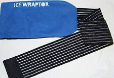 Ice Wraptor Ice Wrap / Cold Wrap for any Ice / Cold Pack (up to 5 x 10 inches)
