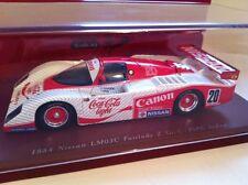 Truescale Miniatures 1984 Nissan LM03C Fairlady Z Gr C JSPC Japan 104317 New