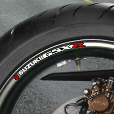 Suzuki Gsx R Rueda Llanta Stickers Calcomanías Gsxr B