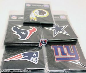 NFL Promark All Team Football Color Emblem Car Auto Decal Logo Official