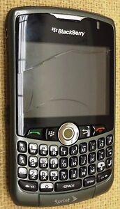 BlackBerry Curve 8330 Smartphone - Grey